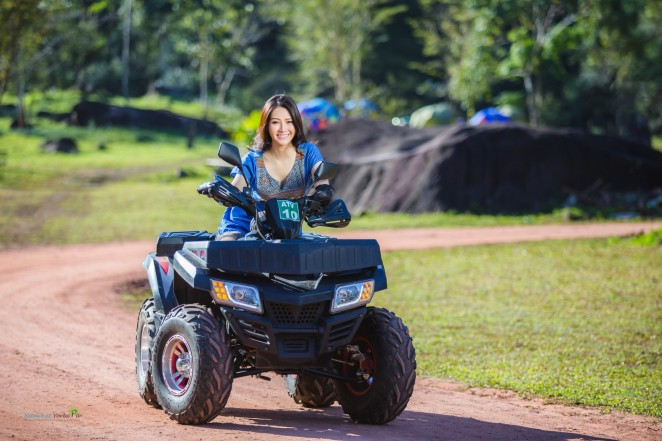 ATV, Trekking, Sky Bridges, Waterfall
